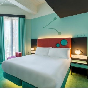 Hotel ágyneműhuzat